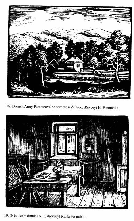 drevoryty K. Formanka